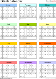 blank calendar 9 printable microsoft word templates template 9 word template for blank calendar portrait orientation 1 page