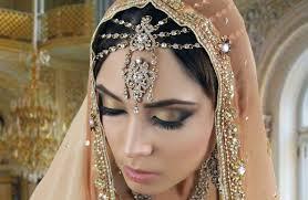 gold black smokey eye tutorial indian arabic asian bridal look for wedding walima reception