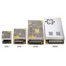 LED Driver <b>12V</b> Switching Power Supply Adapter Transformer 24W ...
