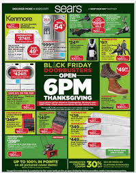 sears black friday ads deals and s checkout sears black friday ad scan