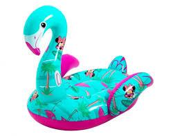 <b>Надувной плот</b> Фламинго <b>Disney</b> Fashion, 173x170 см, BestWay ...
