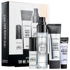<b>Try</b>-<b>Me</b>: Face Primer Mini Set - <b>Smashbox</b> | Sephora