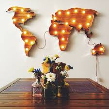 light up world map wood i like this a lot but they aussie lighting world