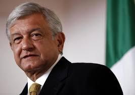 Andrés <b>Manuel López</b> Obrador (Quelle). Mexiko-Stadt. - andres-manuel-lopez