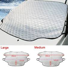 Geng 1pc Car Windshield Snow Cover Protector Car ... - Amazon.com