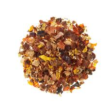 Loose <b>herbal tea Wild</b> Peach