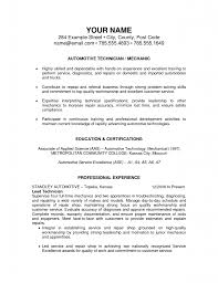resume auto tech resume photos of auto tech resume