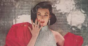 <b>Revlon's Fire & Ice</b> Campaign In 1952 Was The First Ad To ...