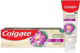 <b>Colgate Зубная паста Древние</b> секреты Забота о деснах Лотос, с ...