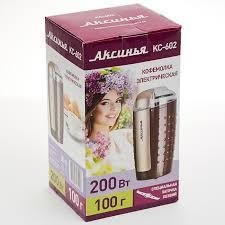 <b>Кофемолка Аксинья КС-602 Brown</b> купить в Минске: цена ...