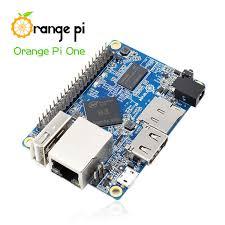 <b>Orange Pi</b> One - четырёх-ядерный <b>мини ПК</b> - MicroPi