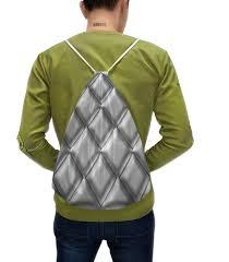 <b>Рюкзак</b>-мешок с полной запечаткой Ромбы #2634292 – <b>рюкзаки</b> с ...