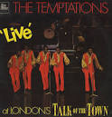 Live in London album by The Temptations