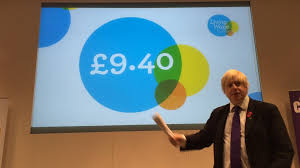 Image result for london living wage 2016