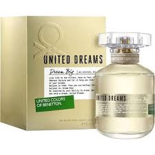 United Colors of <b>Benetton United Dreams Dream</b> Big EDT 80ml for ...