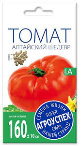 "<b>Семена</b> Агроуспех ""<b>Томат</b> Алтайский шедевр средний И"", 82534 ..."