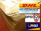 Paketversand zuverlässig und schnell GLS Versand