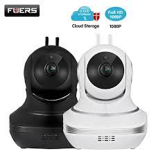 <b>Fuers</b> 1080P <b>HD</b> Wifi <b>IP Camera</b> Wireless CCTV Smart Home ...