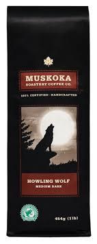 <b>Howling Wolf</b> – muskoka-roastery-coffee