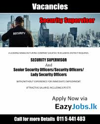 security officer eazyjobs security officer apply now job description