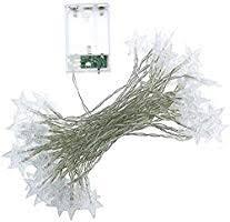 <b>Star String Lights</b>,<b>Battery</b> Operated LED Twinkle Lights 50pcs LED ...