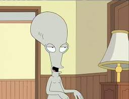 15 Brutal Insults From Roger Smith of 'American Dad' via Relatably.com