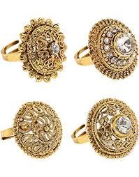 Rings- Buy Gold, <b>Silver</b>, Swarovski Rings Online at Best Prices in ...