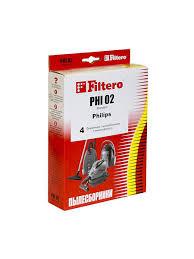 23% <b>Filtero Мешки</b>-<b>пылесборники PHI 02</b> Standard, 4 шт. + ...