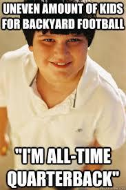 Annoying Childhood Friend memes | quickmeme via Relatably.com