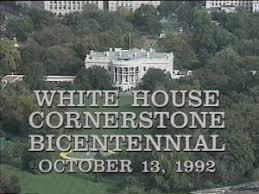 「white house cornerstone」の画像検索結果
