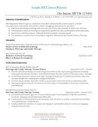 mental health resume objective example resume summary of mental health resume objective example resume summary of qualifications summary resume customer service summary qualifications resume college student
