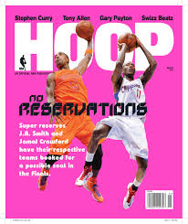 asm sports blog jamal crawford makes cover of hoop magazine