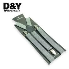 Buy silver suspender and get <b>free shipping</b> on AliExpress.com
