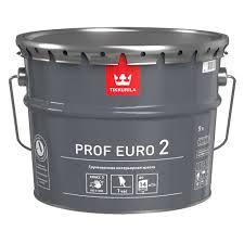 <b>Краска интерьерная</b> грунтовочная <b>Tikkurila Prof</b> Euro 2 база VVA ...