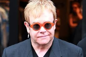 Image result for elton john flower glasses