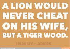 Image result for tiger woods joke pics