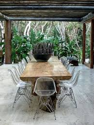 plans outdoor dining tablewooden