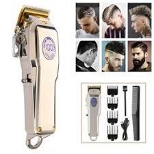 Cordless Hair Clipper Rechargeable LCD Display ... - Vova