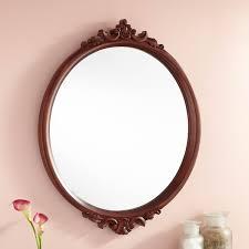 design ideas oval mirrors bathroom vanities