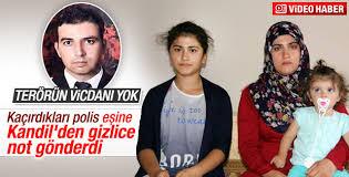 PKK'nın kaçırdığı polis: Kızıma videolarımı izletin