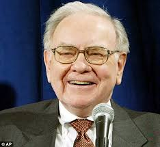 Under Obama's rule billionaire Warren Buffet, chairman and CEO of Berkshire Hathaway, after whom the rule is named, will still live tax-free - article-2128885-00AC83FE1000044C-981_468x430