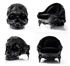 15 badass skull chairs of all time bedroommarvellous office chairs bones furniture company