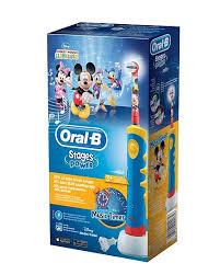 Электрическая <b>зубная щетка</b> Oral-B <b>Mickey for</b> Kids с 3 лет ...