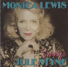 Monica Lewis, Swings Jule Styne, Canada, Deleted, CD album (CDLP) - Monica%2BLewis%2B-%2BSwings%2BJule%2BStyne%2B-%2BCD%2BALBUM-490848