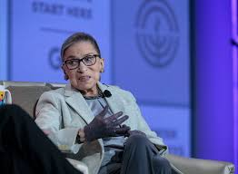 general assembly photo gallery the jewish federations of north ruth bader ginsburg associate justice of the u s supreme court in conversation noted attorney kenneth feinberg