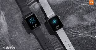 <b>Xiaomi</b> mimics the Apple Watch with its first <b>smartwatch</b> - The Verge