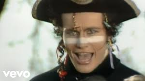 <b>Adam</b> & The <b>Ants</b> - Stand And Deliver (Video) - YouTube