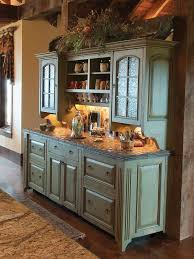 buffet cabinet kitchen rustic kitchen love this green buffet cabinet for in the kitchen to co