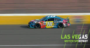 Kyle Busch hits wall Las Vegas NASCAR Playoffs   NASCAR.com