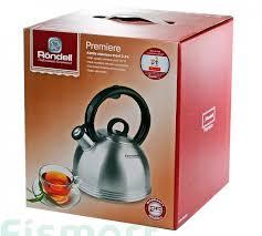<b>Чайник</b> для кипячения Rondell <b>Premiere 2.4 л</b> RDS-237 купить в ...